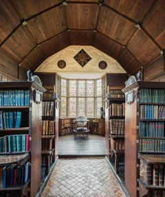 The Blue Books, Upper Library, Oxford, England