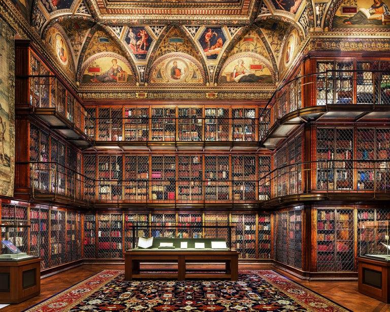 Morgan Library II, New York
