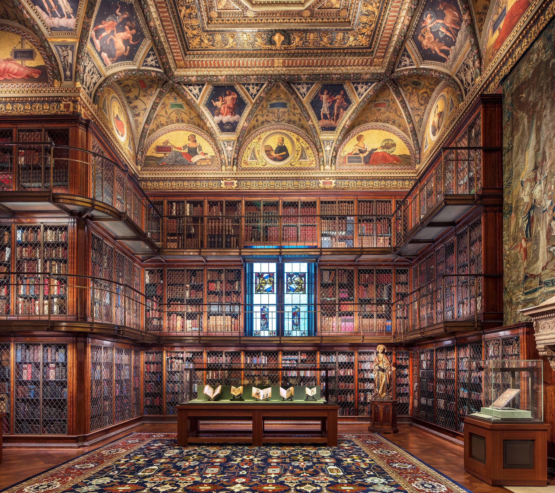 Morgan Library, New York