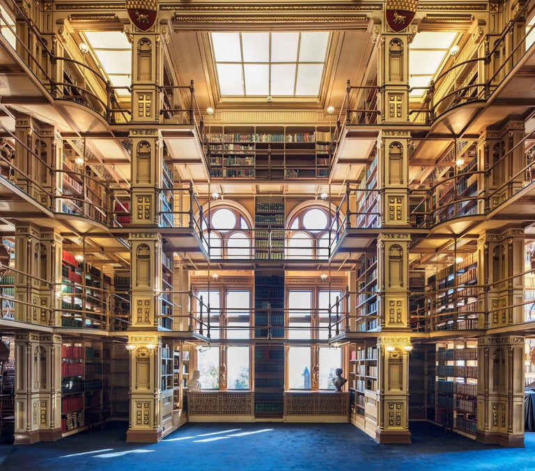 Riggs Library, Washington DC