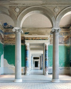Colored Columns III: Neue Museum, Berlin