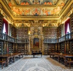 The Grand Piano, Biblioteca Joanina, Portugal