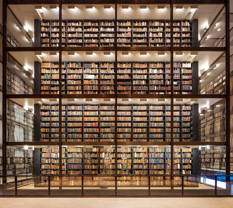 Reinhard Görner: Beinecke, New Haven (Yale Rare Books and Manuscript Library)