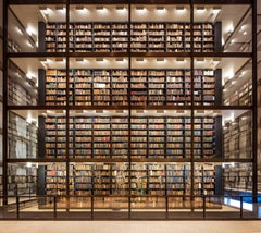 Reinhard Görner: Beinecke, New Haven (Yale Rare Books and Manuscript Library)