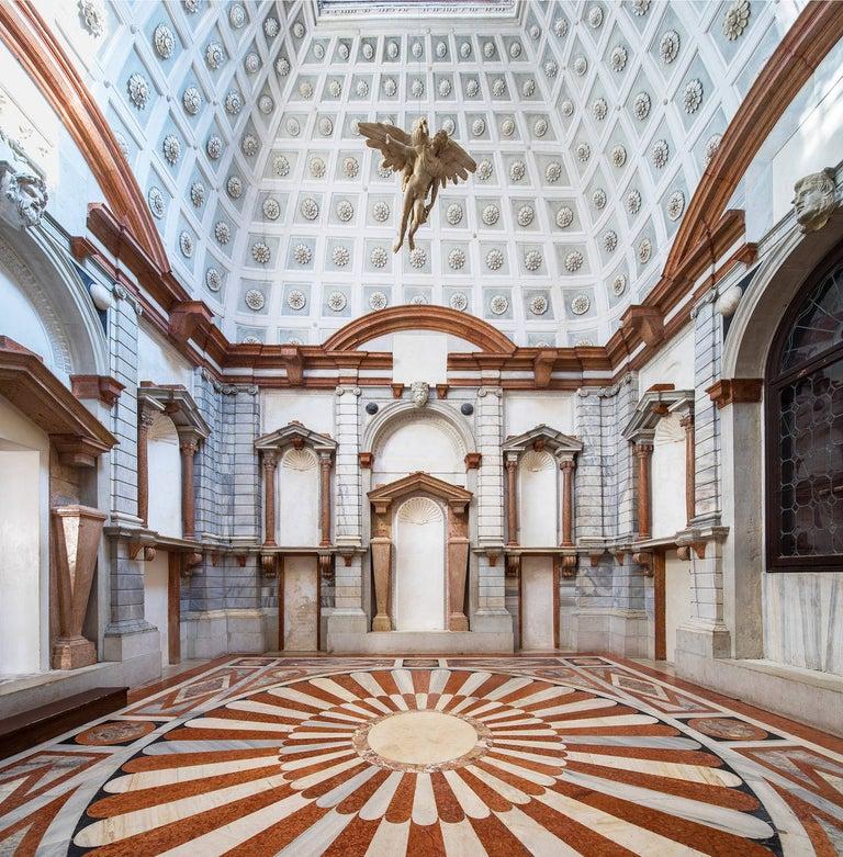 Reinhard Görner, Ganymed, Palazzo Grimani, Venice - Photograph by Reinhard Görner