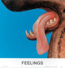 John Baldessari - Double Play: Feelings
