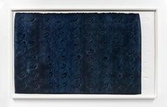 Brushstroke Matrix, XXL (Payne's Gray)