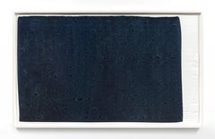 Brushstroke Matrix, L (Payne's Gray)