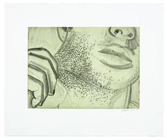 Soft Ground Etching - Green