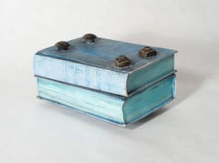 Untitled (Book with Nuts and Bolts)