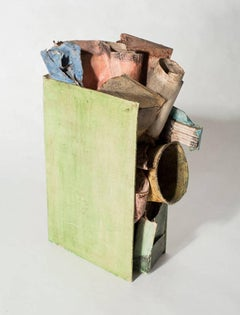 Untitled (Book with Garbage)