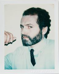Gianni Versace Polaroid