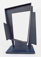 Carlos Albert, Abstract Expressionist Sculpture, Ventano, 2013