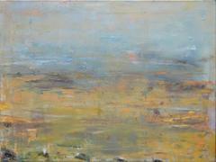 "Gloria Saez, ""Valle Ambles - Ambles Valley"", Oil on canvas, 2017"