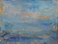 "Gloria Saez, ""Sea - Mar"", Oil on canvas, 2017"