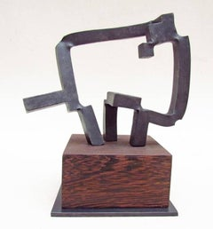 Carlos Albert, Abstract Expressionist Sculpture, Templanza, 2013
