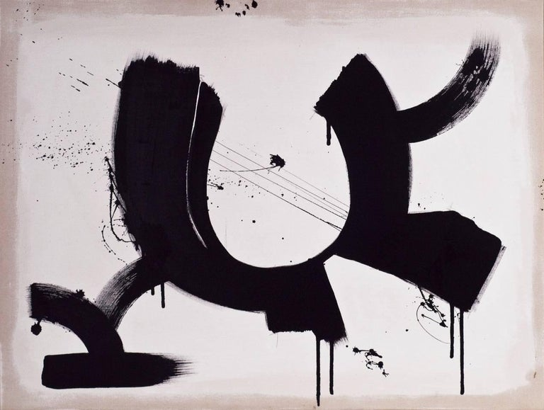 Jose Buelo Abstract Painting - Untitled