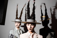 """""""Thom Browne (Hats & Hair)"""" - Celebrity Fashion Photography - Winogrand"""