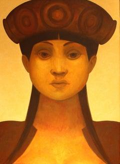 """""""Icon VII"""" - Contemporary Realism - Georgio de Chirico"""