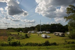 """""""Trailer Park & Power Lines, Dallas County, AL"""" - Southern Photography"""