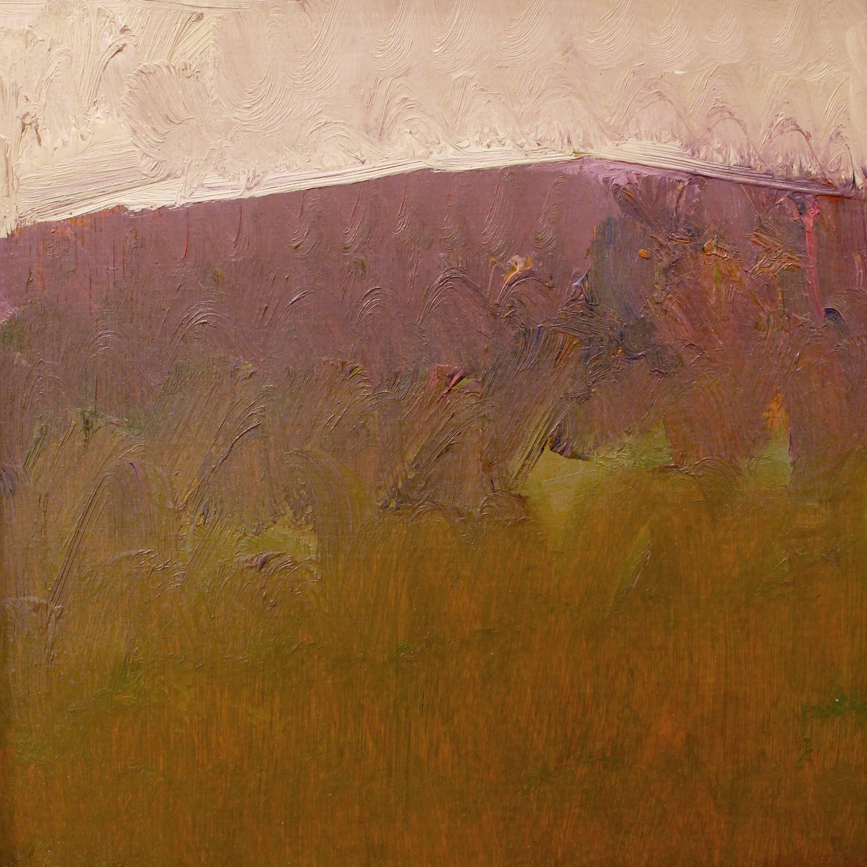 """Adirondacks"" - Contemporary Impressionist Landscape"