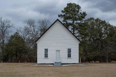 """""""Wesley Chapel, Pike County, AL"""" - Southern Photography - Christenberry"""