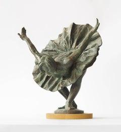 """""""Dancer"""" - Contemporary Figurative Sculpture - Bernini"""