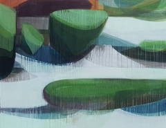 Marsh Interior (Color Fields)