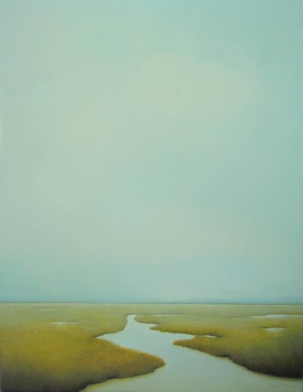 Elizabeth Stockton Lull Painting At 1stdibs