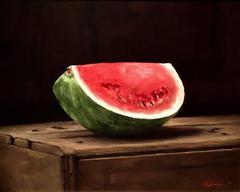 Sarah Lamb - Watermelon