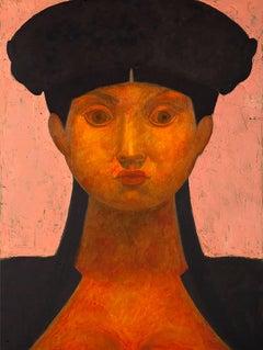 """Icon IV"" - Contemporary Realism - Georgio de Chirico"