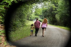 """""""Afternoon Walk, Hale County, AL"""" - Southern Documentary Photography"""