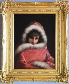 The Fur Trimmed Cloak