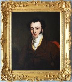 Portrait of Andrew Farmer
