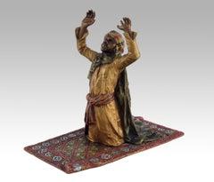 Arab Praying