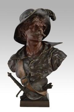 Buste de Salvator Rosa