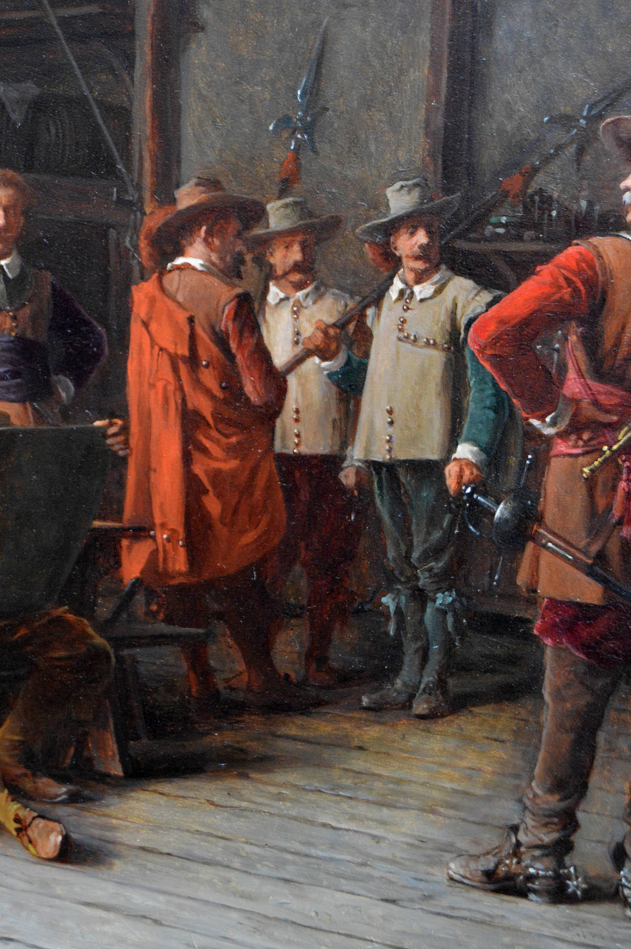 Eilse Thompson Oil Paintings