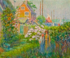 """The End of the Village, Nantucket"""