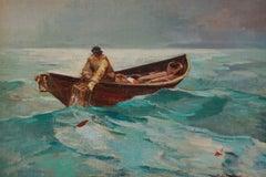 """""""Loberster Fisherman"""""""