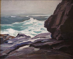 """Seascape Monhegan"""