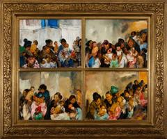 """""""Babies Health Station, Ellis Island Series (4)"""""""
