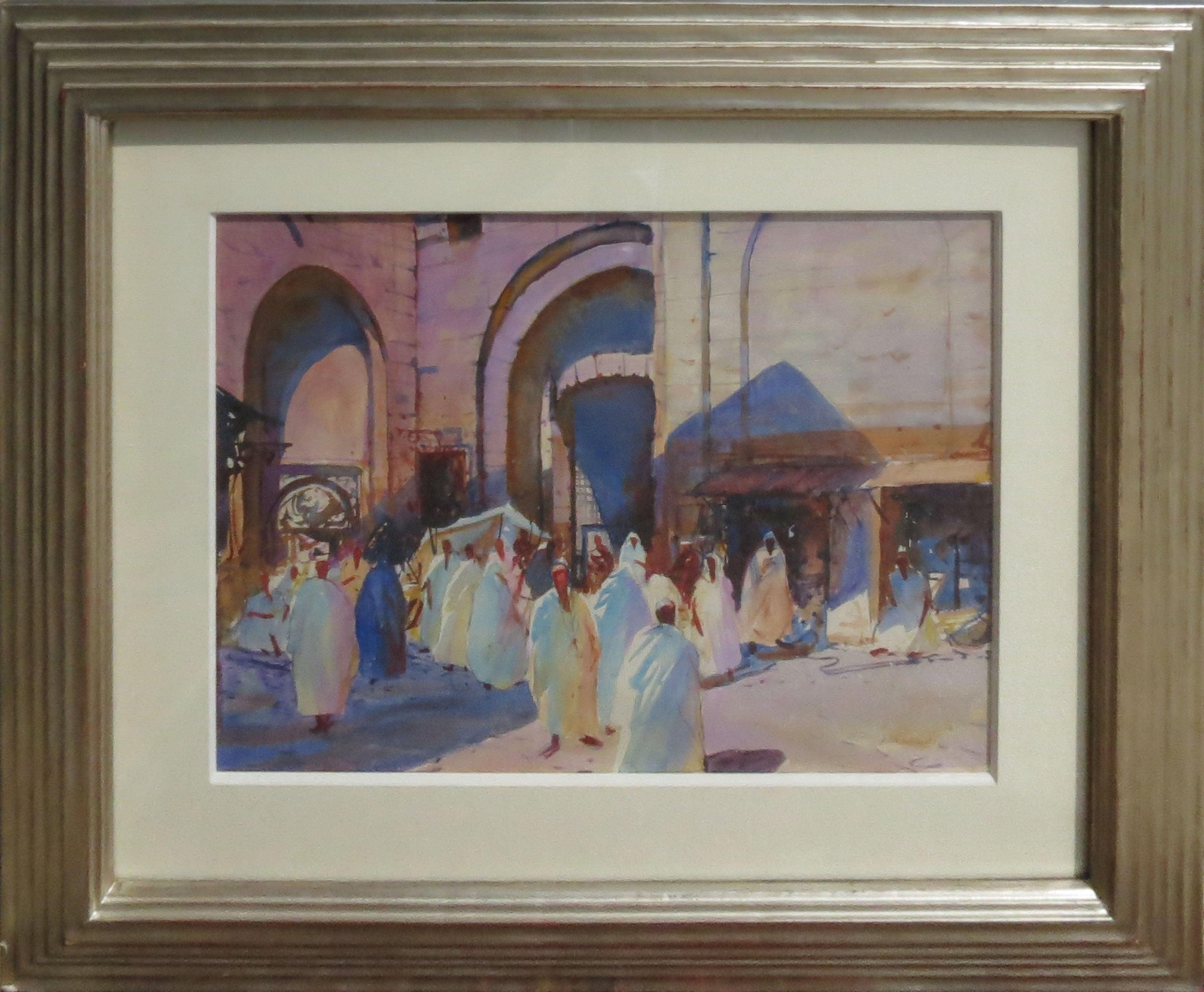 """Market, Algeria"""