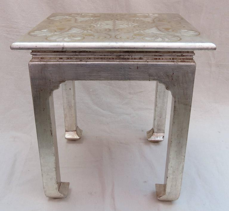 """""""Sgraffito Side Tables"""""""