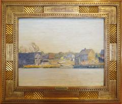 """Bright Afternoon, Keyport"""