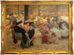 Sunday in the Park 1910