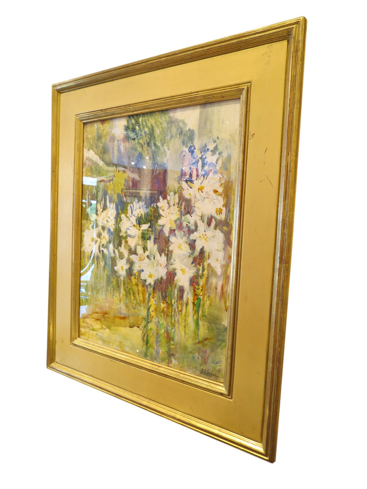 One of several prominent women associated with the artistic life of Cincinnati at the turn of the century, Annie G. Sykes was recognized for her colorful, Impressionist-inspired watercolors. Throughout her long and successful career, she explored a