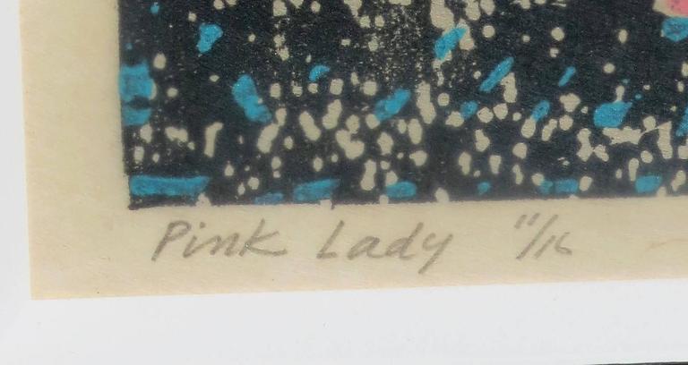 """Pink Lady"" 4"
