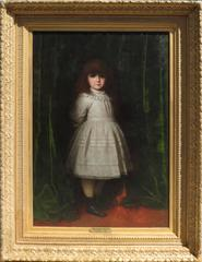 """Marguerite (Daisy) Leiter"", Aged 5 Years, 1884"