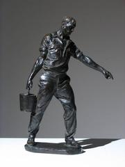Max Kalish Foundry Worker