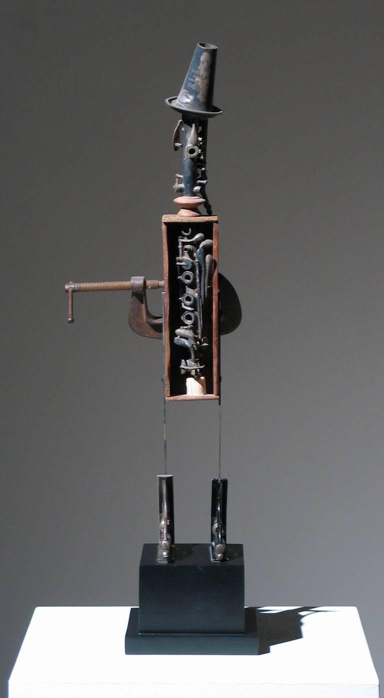 Adnan Charara Figurative Sculpture - Muse